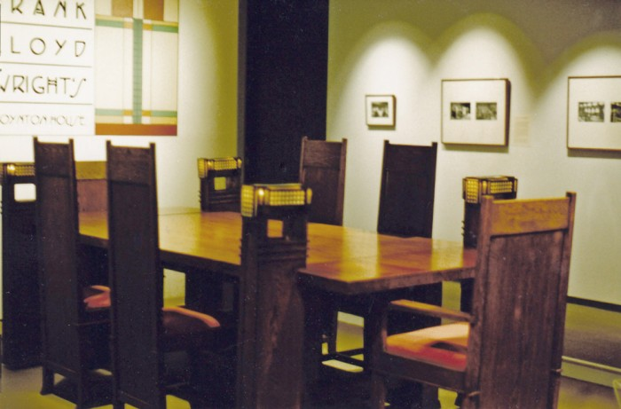 Dining Table - Memorial Art Gallery