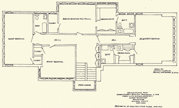 2nd-Floor Plan