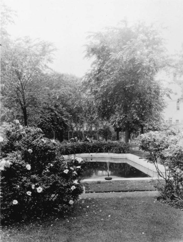 1908 - Fountain