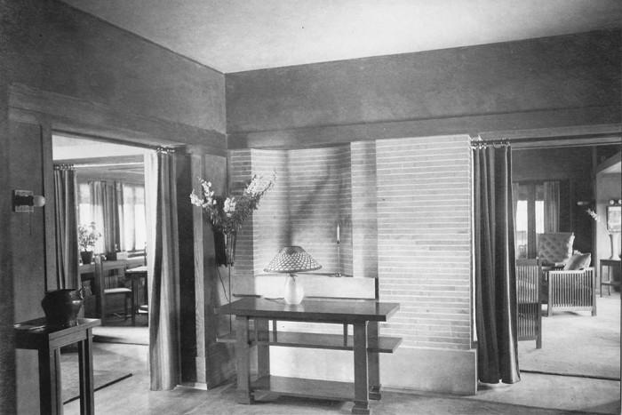 1918 - Foyer