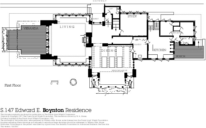 1st Floor Plan Overview
